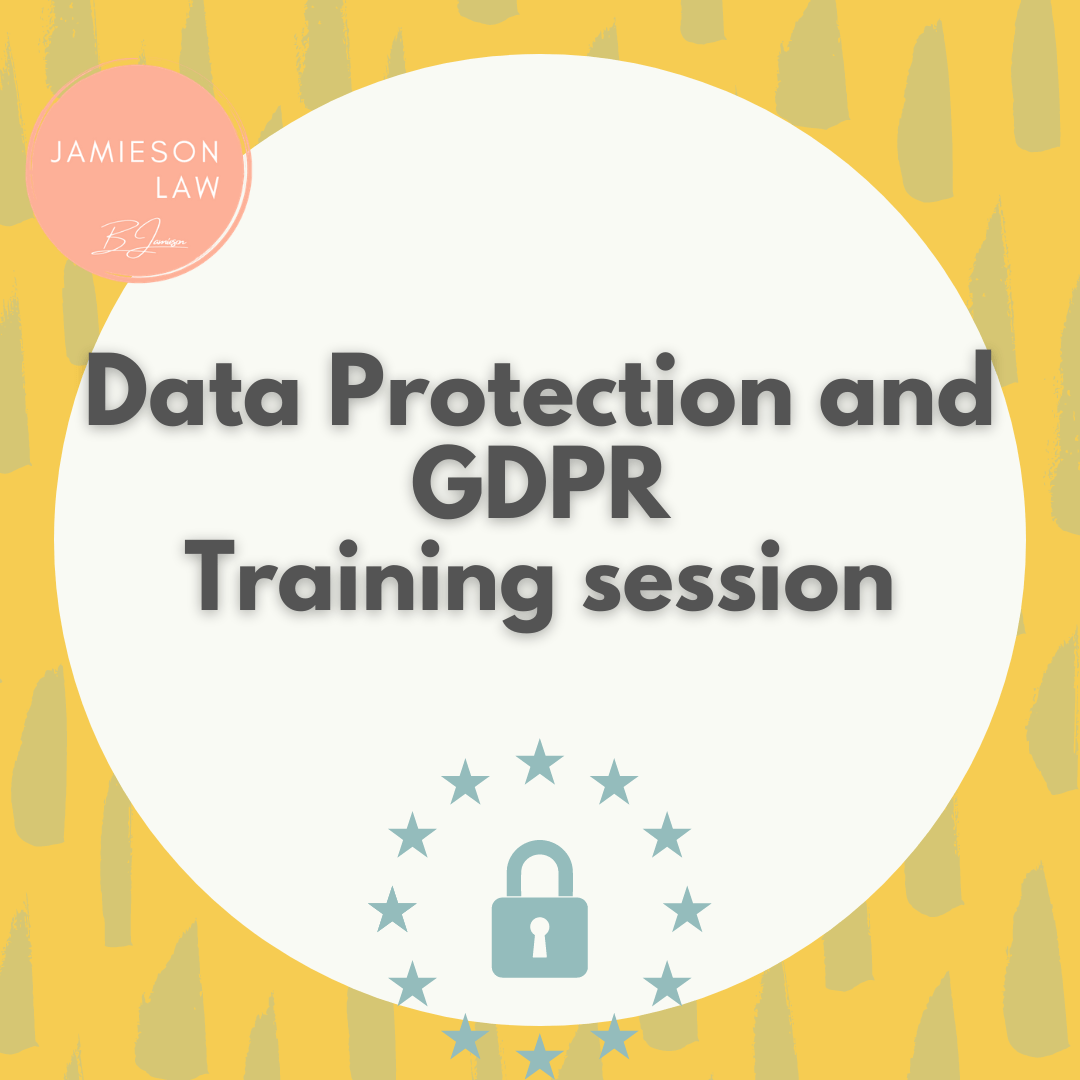 Data Protection And Gdpr Training Session