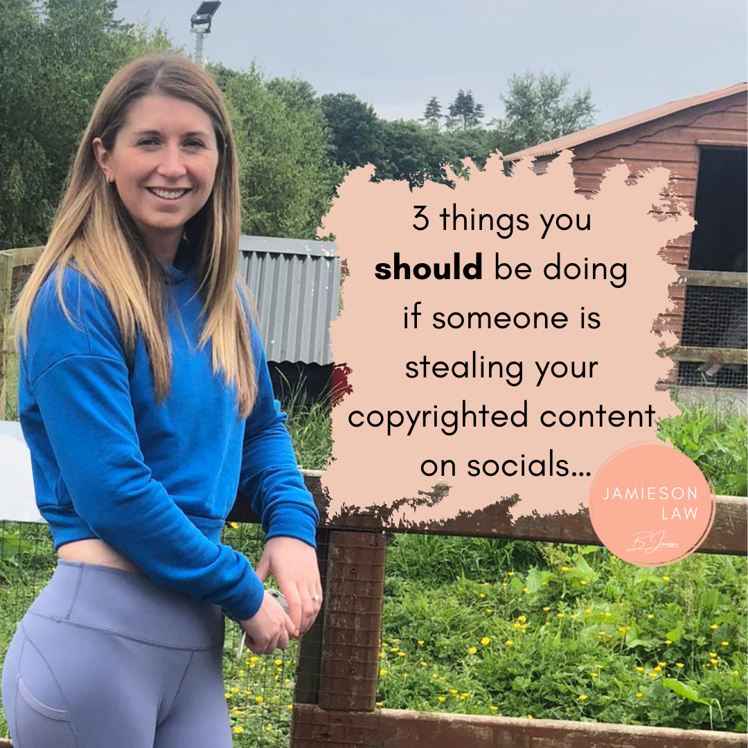 3 Things You Should Be Doing If Someone Is Stealing Your Copyrighted Content On Social Media