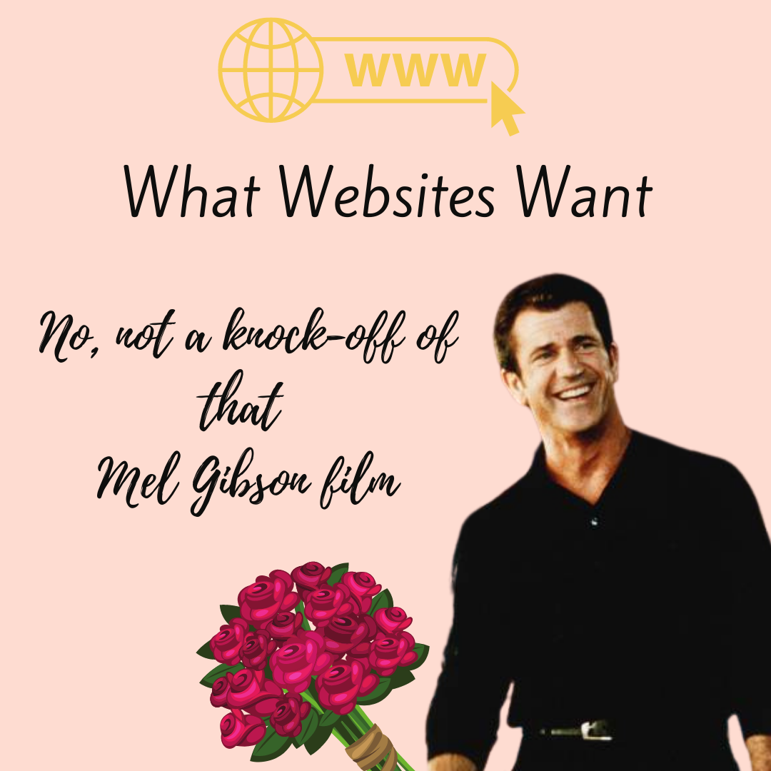 Www (What Websites Want)